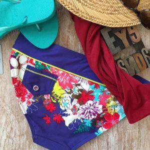 Athleta Swim - ATHLETA 'Emerald Bay' Tie Bikini Swim Suit Bottom